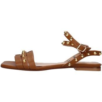 Pantofi Femei Sandale  Janet&Janet 01100 BROWN