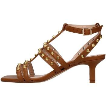 Pantofi Femei Sandale  Janet&Janet 01150 BROWN