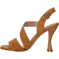 Pantofi Femei Sandale  Luciano Barachini GL263R BROWN
