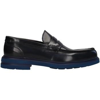 Pantofi Bărbați Mocasini Antony Sander 100 BLUE