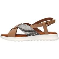 Pantofi Femei Sandale  Gattinoni PEGVZ6177WH WHITE