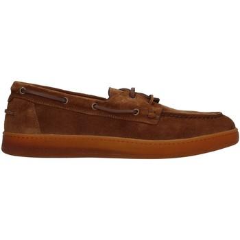 Pantofi Bărbați Mocasini Rossano Bisconti 463-03 BROWN