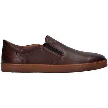 Pantofi Bărbați Mocasini Rossano Bisconti 353-10 BROWN