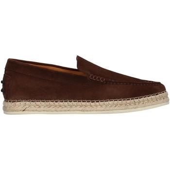 Pantofi Bărbați Mocasini Rossano Bisconti 462-01 BROWN