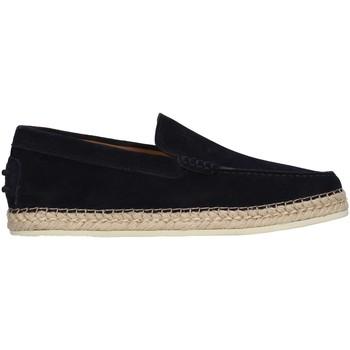 Pantofi Bărbați Mocasini Rossano Bisconti 462-01 BLUE