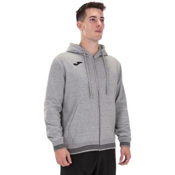 Îmbracaminte Bărbați Bluze îmbrăcăminte sport  Joma Veste  Campus III line gris melangé
