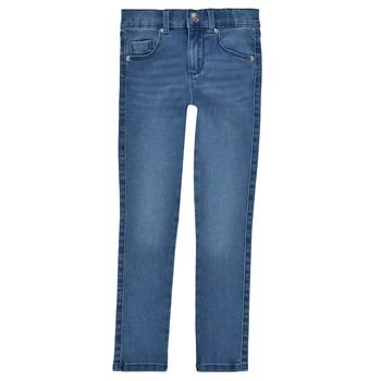 Îmbracaminte Fete Jeans skinny Only KONROYAL Albastru / LuminoasĂ