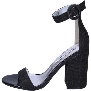 Pantofi Femei Sandale  Francescomilano BH28 Negru