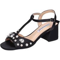 Pantofi Femei Sandale  Francescomilano BH33 Negru