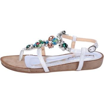 Pantofi Femei Sandale  Francescomilano BH41 Argintiu