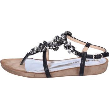 Pantofi Femei Sandale  Francescomilano BH42 Negru