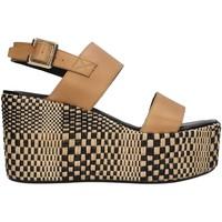 Pantofi Femei Sandale  Paola Ferri D7421 BEIGE