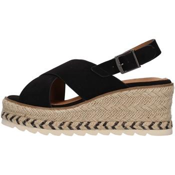 Pantofi Femei Sandale  Refresh 72854 BLACK