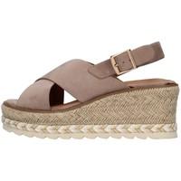 Pantofi Femei Sandale  Refresh 72854 BEIGE