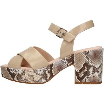 Pantofi Femei Sandale  CallagHan 28800 BEIGE