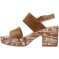 Pantofi Femei Sandale  CallagHan 28801 BROWN