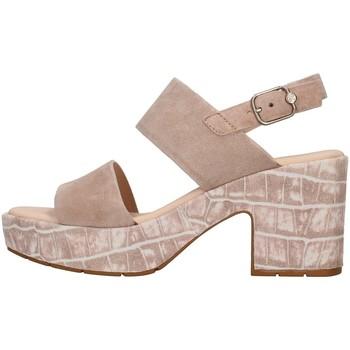Pantofi Femei Sandale  CallagHan 28801 BEIGE
