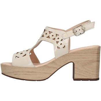 Pantofi Femei Sandale  CallagHan 28701 WHITE