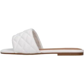 Pantofi Femei Papuci de vară Steve Madden PORTERR WHITE