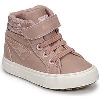 Pantofi Fete Pantofi sport stil gheata Kangaroos KAVU III Roz