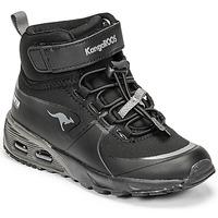 Pantofi Băieți Pantofi sport stil gheata Kangaroos KX-HYDRO Negru
