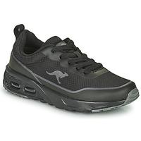 Pantofi Băieți Pantofi sport Casual Kangaroos KX-3500 Negru