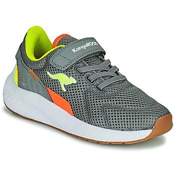 Pantofi Băieți Pantofi sport Casual Kangaroos K-FORT JAG EV Gri
