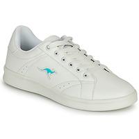 Pantofi Femei Pantofi sport Casual Kangaroos K-TEN II Alb