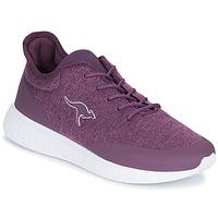 Pantofi Femei Pantofi sport Casual Kangaroos K-ACT SCREEN Violet