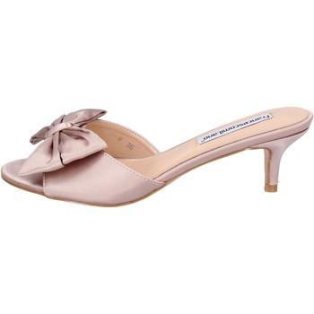 Pantofi Femei Papuci de vară Francescomilano BH46 Bej