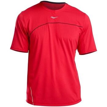 Îmbracaminte Bărbați Tricouri mânecă scurtă Saucony SAM800214 Roșii