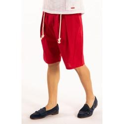 Îmbracaminte Bărbați Pantaloni scurti și Bermuda Takeshy Kurosawa  roșu