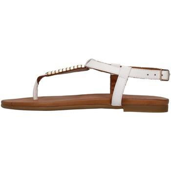 Pantofi Femei Sandale  Inuovo 101143 WHITE