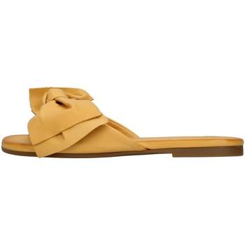 Pantofi Femei Papuci de vară Inuovo 447063 YELLOW