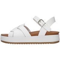 Pantofi Femei Sandale  Inuovo 769006 WHITE