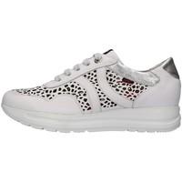 Pantofi Femei Pantofi sport Casual CallagHan 40721 WHITE