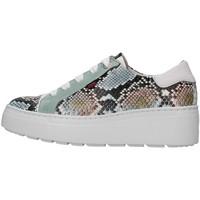 Pantofi Femei Pantofi sport Casual CallagHan 14928 WHITE