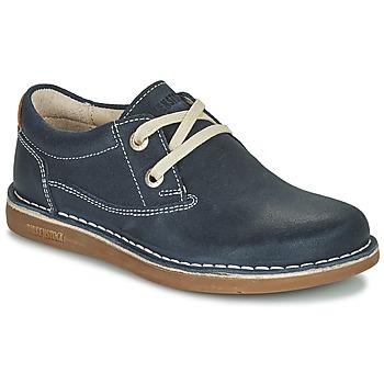 Pantofi Copii Pantofi Derby Birkenstock MEMPHIS KIDS Albastru / Culoare închisă