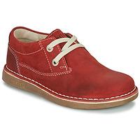Pantofi Copii Pantofi Derby Birkenstock MEMPHIS KIDS Roșu