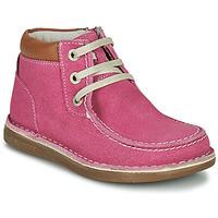 Pantofi Fete Ghete Birkenstock PASADENA HIGH KIDS Roz