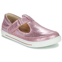 Pantofi Fete Balerin și Balerini cu curea Birkenstock ABILENE Roz