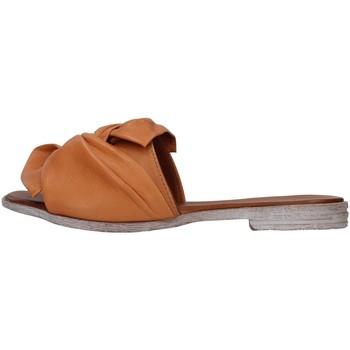 Pantofi Femei Papuci de vară Bueno Shoes 21WN5040 BROWN