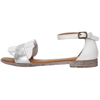 Pantofi Femei Sandale  Bueno Shoes 20WN5021 WHITE