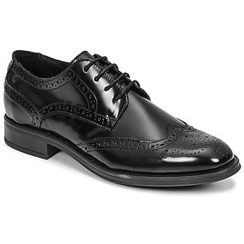 Pantofi Bărbați Pantofi Derby Carlington LOUVIAN Negru