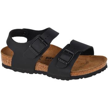 Pantofi Copii Sandale sport Birkenstock New York BF Kids Noir
