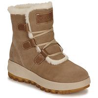 Pantofi Femei Cizme de zapadă Casual Attitude NAREIGNE Bej