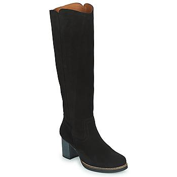 Pantofi Femei Cizme casual Casual Attitude HAPI Negru
