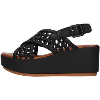 Pantofi Femei Sandale  Inuovo 123064 BLACK