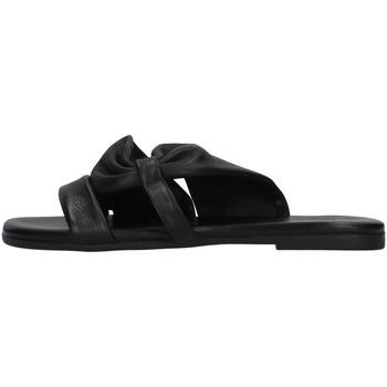 Pantofi Femei Papuci de vară Inuovo 447044 BLACK