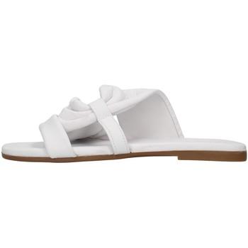 Pantofi Femei Papuci de vară Inuovo 447044 WHITE